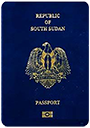 Passport index / rank of South Sudan 2020