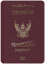 Passport index / rank of Thailand 2020