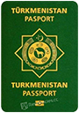 Passport of Turkmenistan
