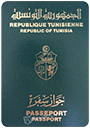 Passport of Tunisia