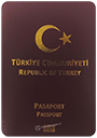 Passport of Turkey