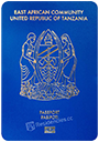 Passport of Tanzania