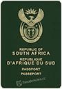 Passport index / rank of South Africa 2020