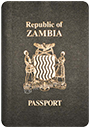 Passport of Zambia