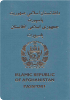 Passport of Afghanistan