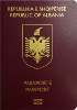 Passport of Albania