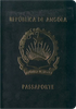 Passport of Angola