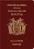 Passport of Bolivia