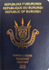 Passport of Burundi