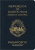 Passport of Costa Rica