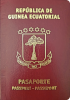 Passport of Equatorial Guinea