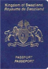 Passport of Eswatini