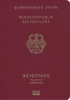 Passport of Germany