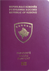 Passport of Kosovo