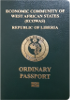 Passport of Liberia