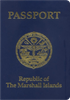 Passport of Marshall Islands