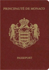 Passport of Monaco