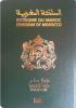 Passport of Morocco