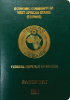 Passport of Nigeria
