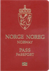 Passport of Norway