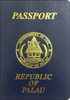Passport of Palau