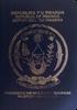 Passport of Rwanda