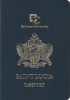 Passport of Saint Lucia