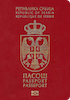 Passport of Serbia