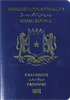 Passport of Somalia