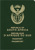 Passport of South Africa