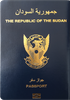 Passport of Sudan