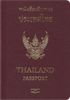 Passport of Thailand