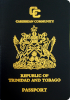 Passport of Trinidad and Tobago