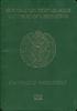 Passport of Uzbekistan