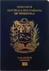 Passport of Venezuela