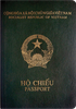 Passport of Vietnam
